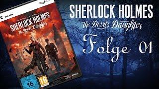 Sherlock Holmes - Des Teufels Tochter #01 Jagdgründe