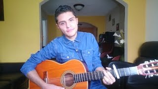 Deja Que Te Bese - Alejandro Sanz ft. Marc Anthony (cover)