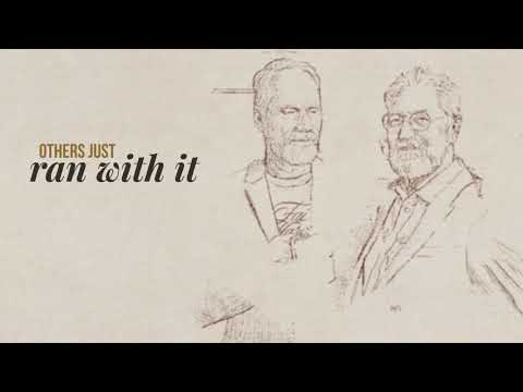Ads We Like: Clio Awards 60th anniversary promo features ad icons and pioneers in massive painting