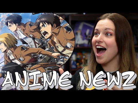 Attack On Titan Season 2 Release Date!  | ANIME NEWZ