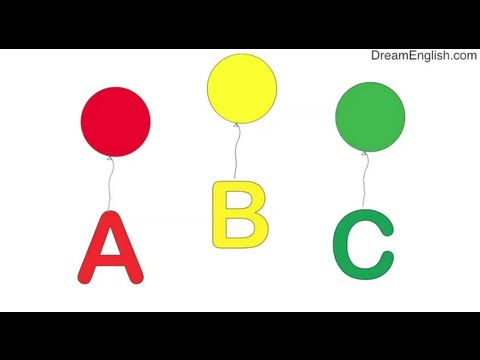 ABC Song Mellow with Phonics Pictures