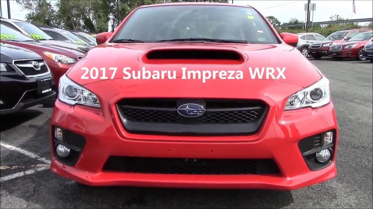 2017 Subaru Impreza WRX - LIVE TEST DRIVE - Dan Perkins Subaru Reviews