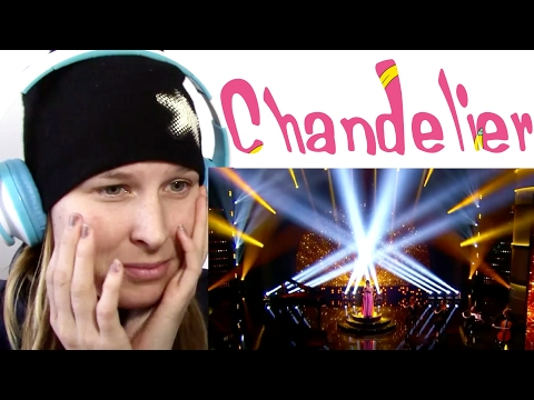 ELHA NYMPHA - CHANDELIER | REACTION
