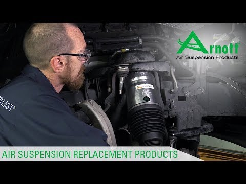 Arnott® | The #1 Global Leader in Air Ride Suspension