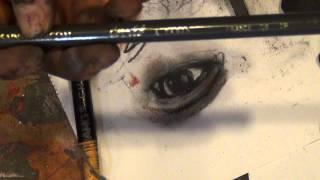 basic charcoal drawing tips