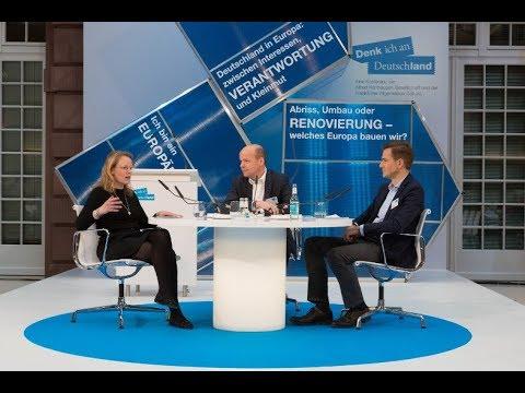 Panel: Tech-Party! Europa-Haus versus Silicon Valley