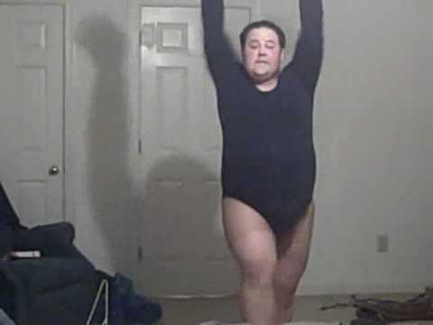 Youtube All The Single Ladies Fat Guy 63