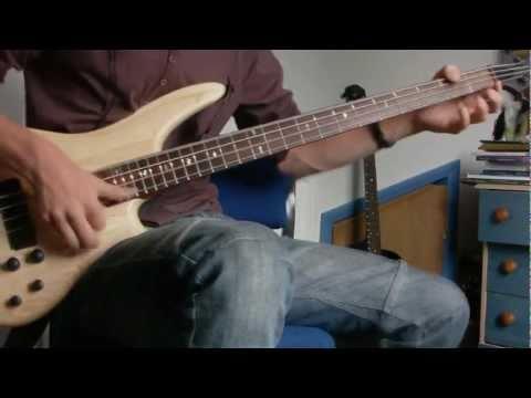 Ibanez SR600 Bass Solo