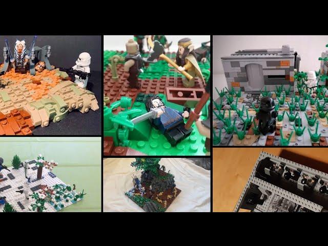 LEGO MOC- Contest Runde 1