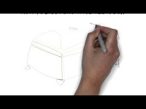 How To Draw Brown Jewelry Box YouTube