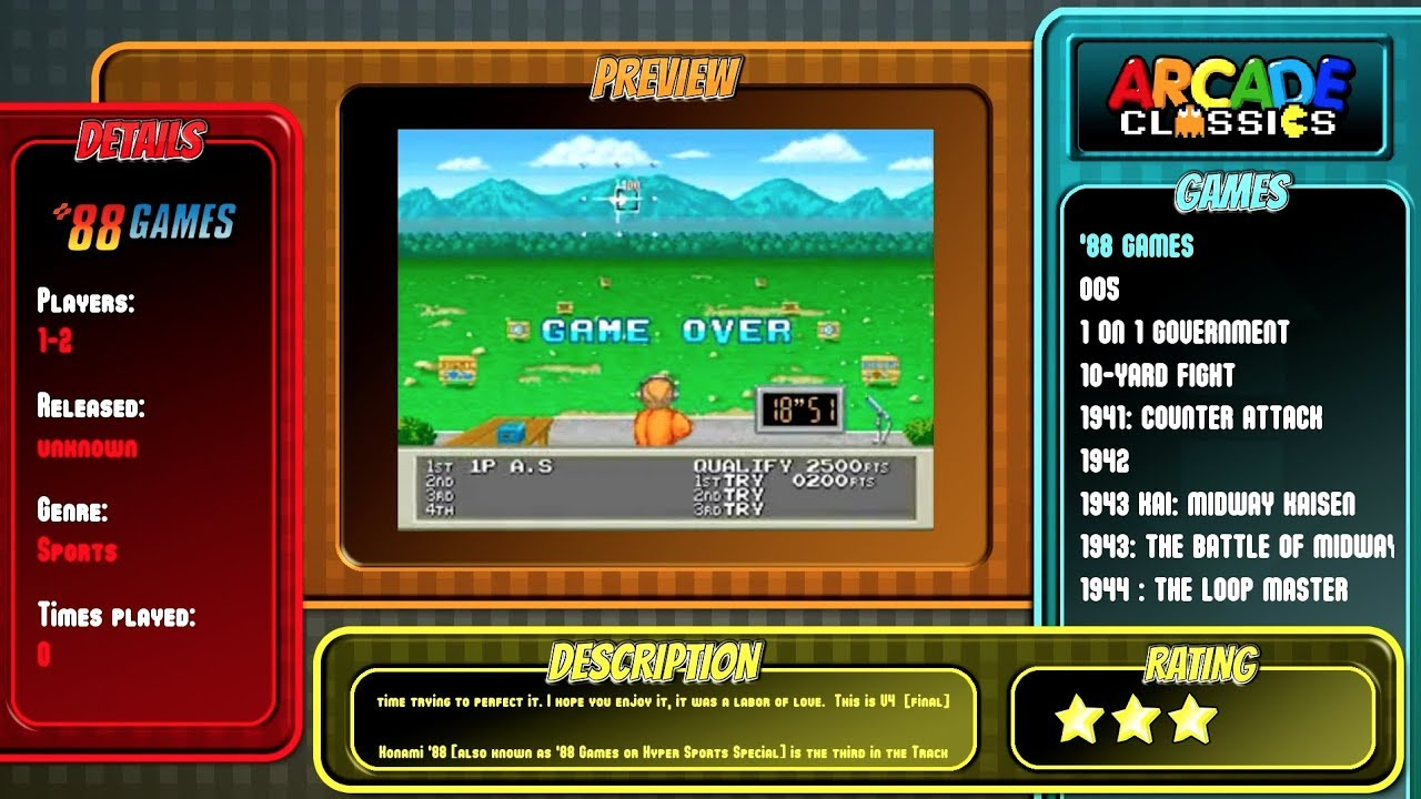 EmulationStation Theme - Swatch - Coming Soon
