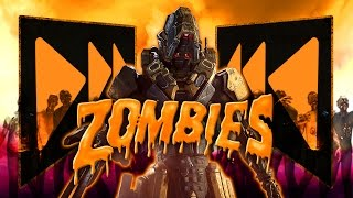 Wall Run Zombie Challenge (Call of Duty Black Ops 3 Zombies)