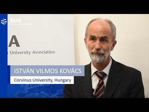 EUA Learning & Teaching Initiative - István Vilmos Kovács, Corvinus University of Budapest, Hungary