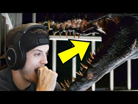 BEST Jurassic World Video EVER! / MY ARK SURIVAL IS GONE?!