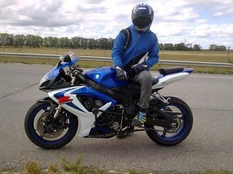 Suzuki Gsx R Top Speed