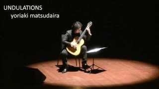 Undulations by Yoriaki Matsudaira