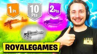 ROYALE GAMES: MOBILISONS NOUS POUR GAGNER !!! [épisode 2]