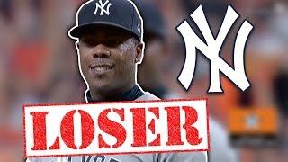 THE YANKEES LOSE - 2019 EDITION