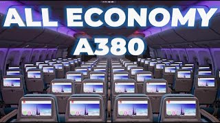 840 Seat Airbus A380? One Airline Almost Made This Happen...