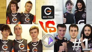 Eclypsia vs Millenium BO3 part 1/3