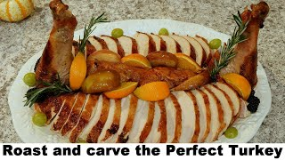 Roast and Carve the Perfect Turkey! - Chef Jean-Pierre