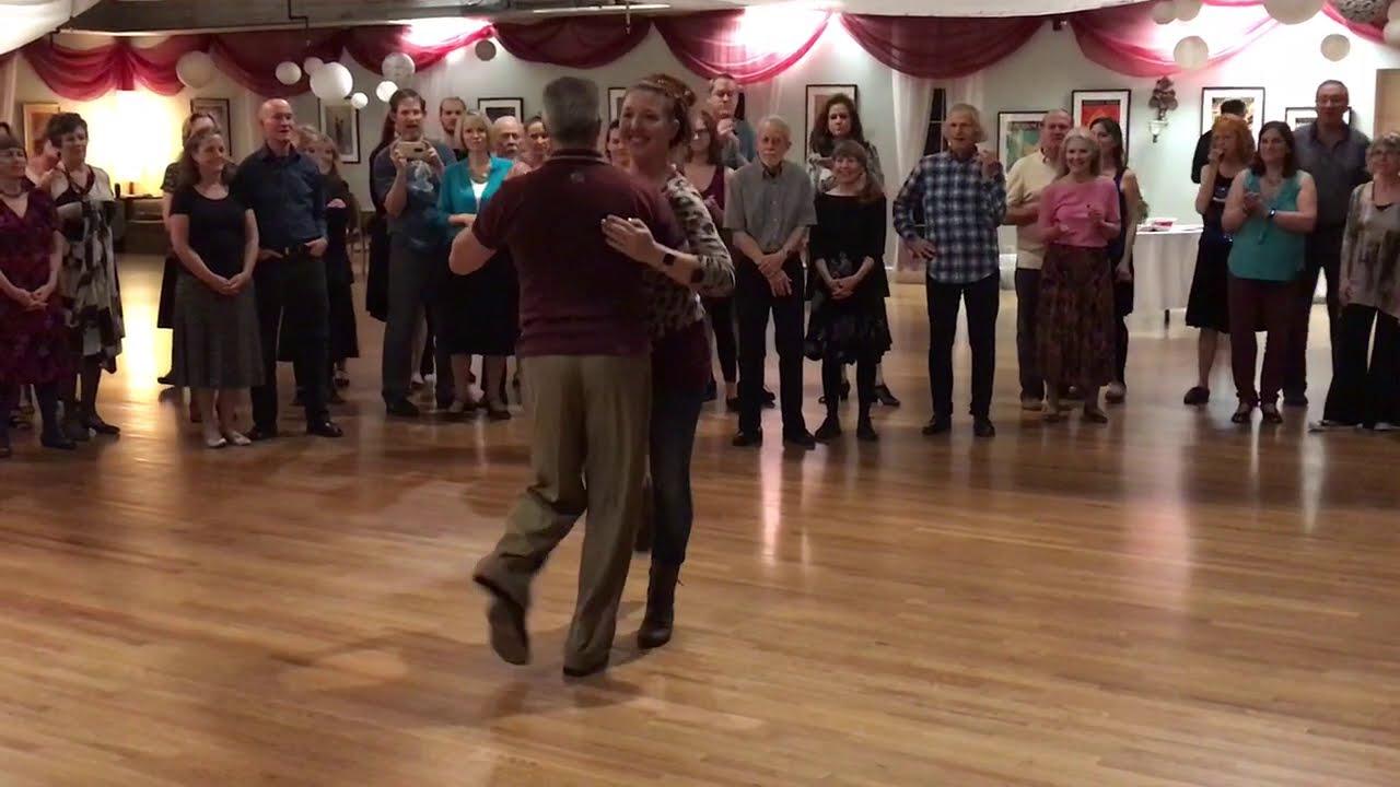 Balboa, Bal-Swing, Lindy, Charleston (Social) Demo