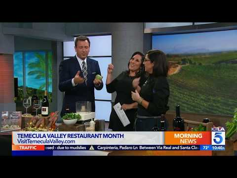 Temecula Valley Restaurant Month Highlights the Best of the Region