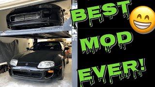 Garage Mods Episode 3: How to install a BendPak HD-9 4-post lift
