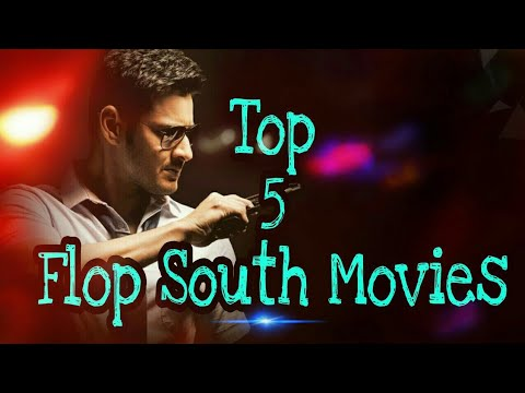 Top 5 Flop South Movies Loved in Hindi Dub...