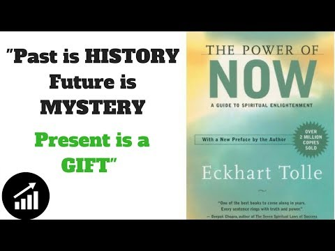 #40 - The Power of Now: A Guide to Spiritual Enlightenment - Book Review