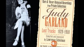 1. Bill- Judy Garland: Lost Tracks 1929-1959