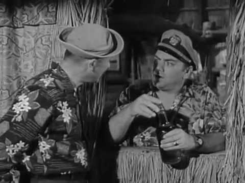 "McHale's Navy Full Episodes: Season 1x35 | ""The Monster of McHale's Island"""