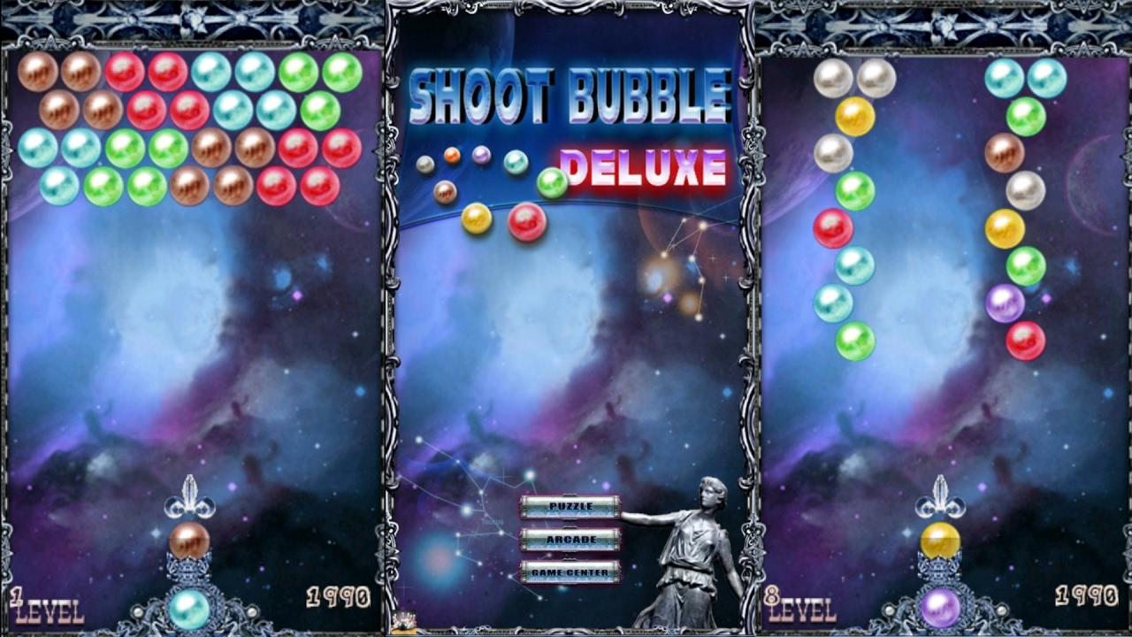 Shoot Bubble Deluxe Kostenlos