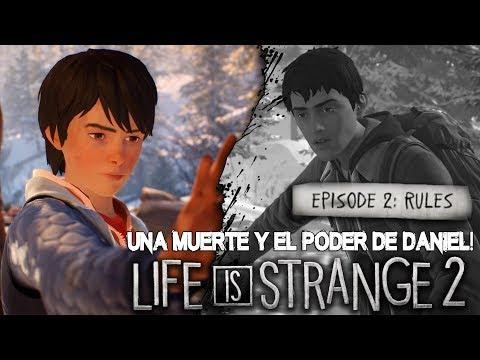 Life is Strange 2 : Episodio 2- ¿¡Se Aproxima Una Muerte!? + El Regreso de Captain Spirit [Analisis] thumbnail