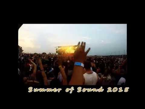 Summer of Sound 2015, Winnipeg/Manitoba/Canada