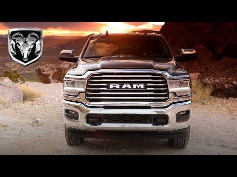 2019 Ram 2500 Longhorn Mega Cab | Driving, Interior, Exterior