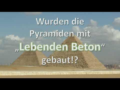Wurden die Pyramiden mit