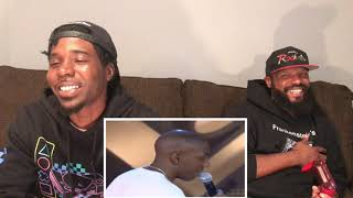 JB Smoove - Shoes REACTION
