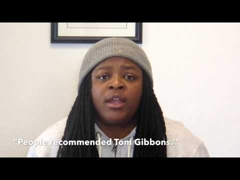 Gibbons Legal, P.C. (Tom Gibbons): Testimonial of Anitra Mack, a Car Accident Client