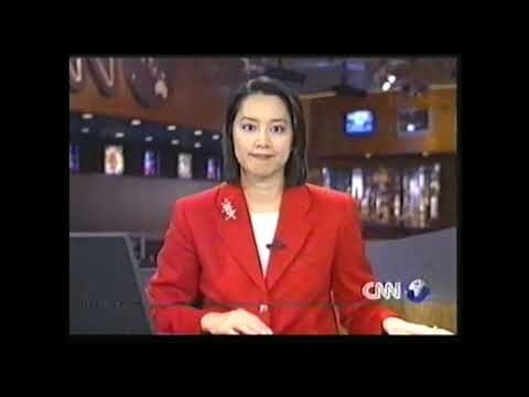 CNNI: Asia Tonight  Headlines (Nov 2000)