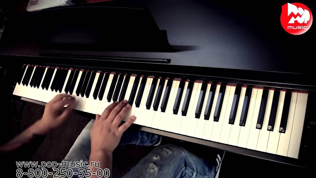 Kraft Music - Kawai KDP90 Digital Piano Demo with Adam Berzowski .