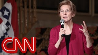 Elizabeth Warren to voters: 'I am not a person of color'