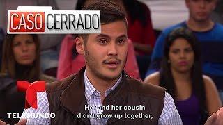 Husband gets genital herpes through his unfaithful wife, Caso Cerrado