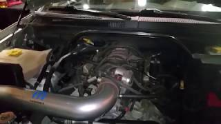 Diagnosing Engine Error Code P0302 on Jeep Grand Cherokee and Changing Spark Plugs
