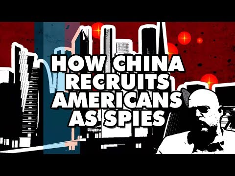 How China recruits Americans  as spies - Interview Nate Thayer