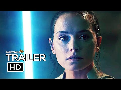 Clint August - STAR WARS 9 Final Trailer (2019) The Rise Of Skywalker Movie HD