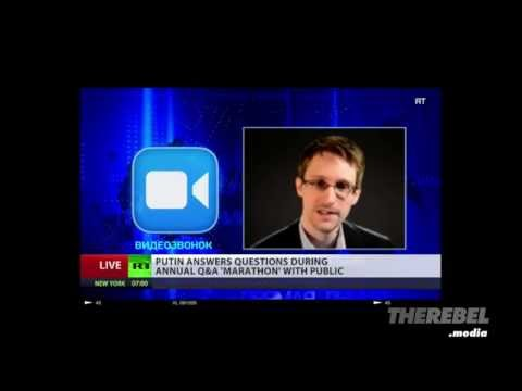 Snowden's interview with John Oliver most revealing yet