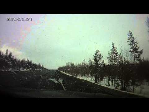 дтп мончегорск - полярные зори