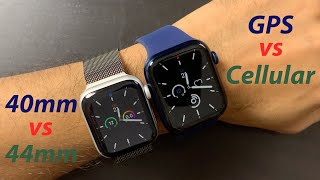 Apple Watch Series 6 GPS vs Cellular? 7 differences you should know before you choose!