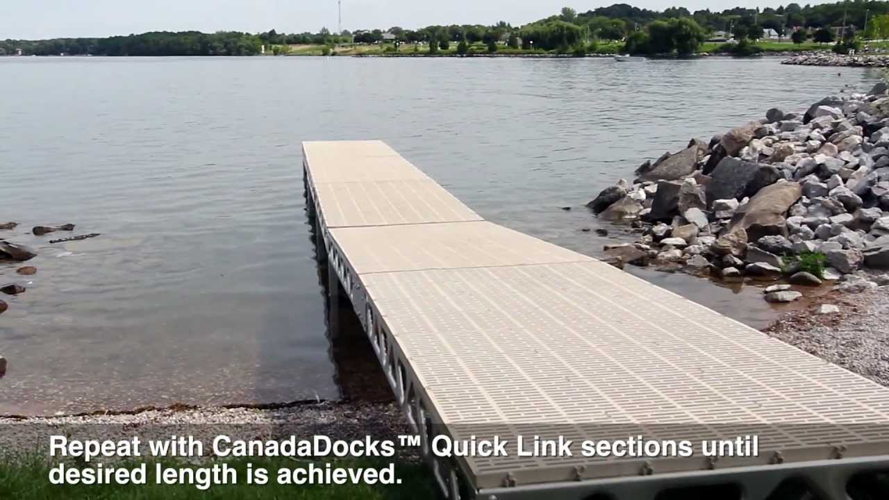 Canadadocks do it yourself quick link kit youtube solutioingenieria Image collections